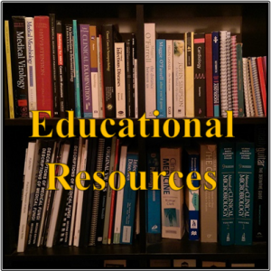 Educational Resources Button